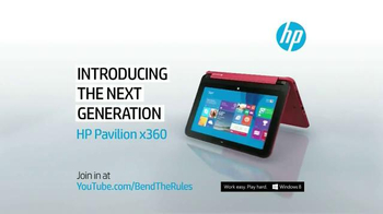 HP Pavilion x360 TV Spot, '#BendTheRules' Surfing with Ian Walsh - Thumbnail 10