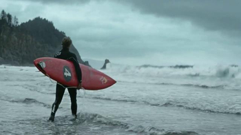 HP Pavilion x360 TV Spot, \'#BendTheRules\' Surfing with Ian Walsh
