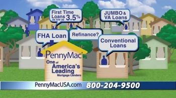 PennyMac USA TV Spot, 'Neighborhood of Loans' - Thumbnail 6