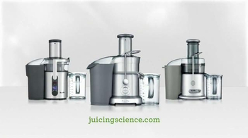 Breville TV Spot, 'Juicing vs. Blending Higher Concentrate' - Thumbnail 9