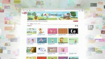 ABCmouse.com TV Spot, 'YouTube' - Thumbnail 9