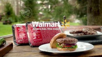 Walmart Ground Beef Hamburger TV Spot Con Aarón Sánchez [Spanish] - Thumbnail 10