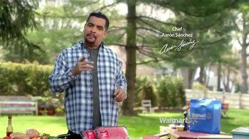 Walmart Ground Beef Hamburger TV Spot Con Aarón Sánchez [Spanish] - Thumbnail 2