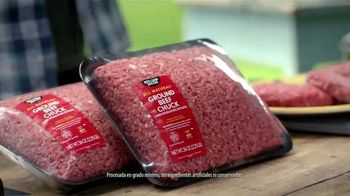 Walmart Ground Beef Hamburger TV Spot Con Aarón Sánchez [Spanish] - Thumbnail 6
