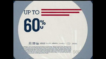 Sears 4th of July Mattress Spectacular TV Spot - Thumbnail 2