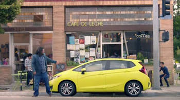 2015 Honda Fit TV Spot, 'Un Buen Fit' Con Felipe Esparza [Spanish] - 549 commercial airings