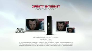 Xfinity Internet TV Spot, 'Doble Velocidad' [Spanish] - Thumbnail 9