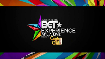 AEG Live TV Spot, '2014 BET Experience at L.A. Live: STAPLES Center - Life' - 631 commercial airings