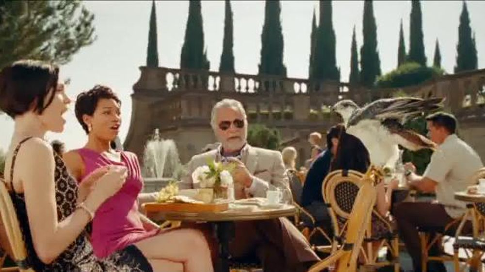Dos Equis TV Commercial, 'The Most Interesting Man in the World Walks on Fire'