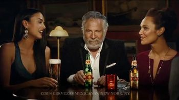 Dos Equis TV Spot, 'The Most Interesting Man in the World Walks on Fire' - Thumbnail 9