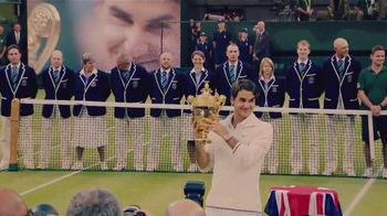 The Wimbledon Lawn Tennis Museum & Tour TV Spot, 'Get Closer' - Thumbnail 7
