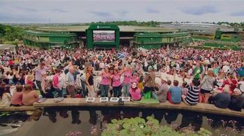 The Wimbledon Lawn Tennis Museum & Tour TV Spot, 'Get Closer' - Thumbnail 8