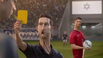 Nike TV Spot, 'The Last Game: Cristiano Ronaldo Free Kick' - Thumbnail 2