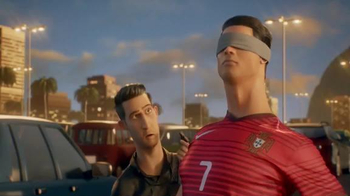 Nike TV Spot, 'The Last Game: Cristiano Ronaldo Free Kick' - 12 commercial airings