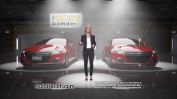 AutoNation Tent Event Sale TV Spot