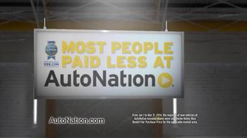AutoNation Tent Event Sale TV Spot - Thumbnail 3
