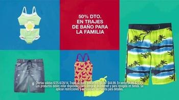Kmart TV Spot, 'Trajes de Baño' [Spanish] - Thumbnail 2
