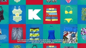 Kmart TV Spot, 'Swimwear' - Thumbnail 5
