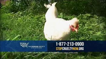 Humane Society TV Spot, 'That's Why I Donate' - Thumbnail 5