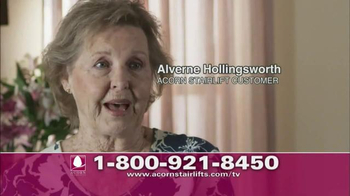 Acorn Stairlifts TV Spot, 'See the Difference' - Thumbnail 2