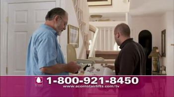 Acorn Stairlifts TV Spot, 'See the Difference' - Thumbnail 5