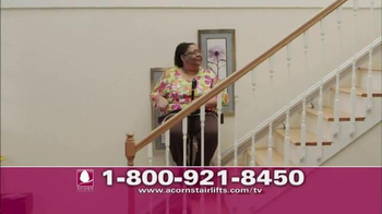 Acorn Stairlifts TV Spot, 'See the Difference' - Thumbnail 6