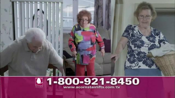 Acorn Stairlifts TV Spot, 'See the Difference' - Thumbnail 9