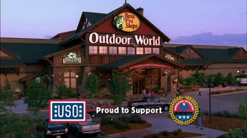 Bass Pro Shops TV Spot, 'Military Discount' - Thumbnail 1