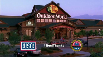 Bass Pro Shops TV Spot, 'Military Discount' - Thumbnail 2