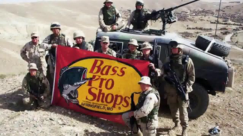 Bass Pro Shops TV Spot, 'Military Discount' - Thumbnail 3