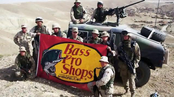 Bass Pro Shops TV Spot, 'Military Discount' - Thumbnail 4