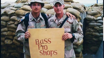 Bass Pro Shops TV Spot, 'Military Discount' - Thumbnail 5