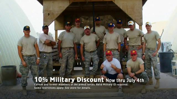 Bass Pro Shops TV Spot, 'Military Discount' - Thumbnail 8