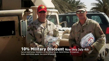 Bass Pro Shops TV Spot, 'Military Discount' - Thumbnail 9
