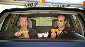 Sonic Drive-In Cheesy Bread Dogs TV Spot, 'Outside Counts' - Thumbnail 2