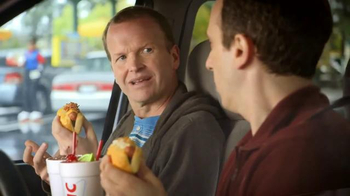 Sonic Drive-In Cheesy Bread Dogs TV Spot, 'Outside Counts' - Thumbnail 3
