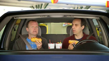 Sonic Drive-In Cheesy Bread Dogs TV Spot, 'Outside Counts' - Thumbnail 7