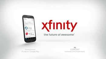Xfinity My Account App TV Spot, 'Doorbell' Featuring Matt Jones - Thumbnail 7