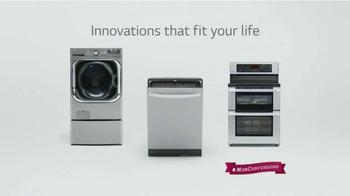LG Appliances TV Spot, 'Mom Confessions: So Clean' - Thumbnail 8