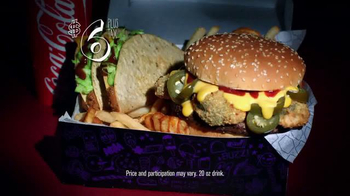 Jack in the Box Munchie Meal TV Spot, 'Would You Rather?' - Thumbnail 2
