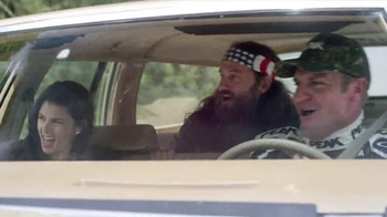 PEAK Radiator Guarantee TV Spot, \'The Jump\' Featuring Willie Robertson