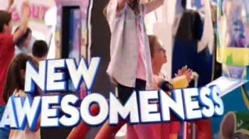 Chuck E. Cheese's TV Spot, 'See What's New' - Thumbnail 9