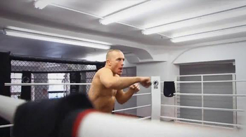 EnduraCool TV Spot, 'The Road to Greatness' Featuring George St. Pierre - Thumbnail 2