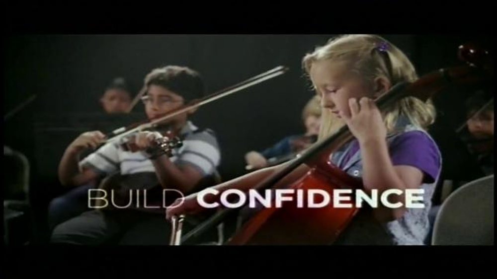 NAMM Foundation TV Commercial, 'Just Play: Bring More to Life'