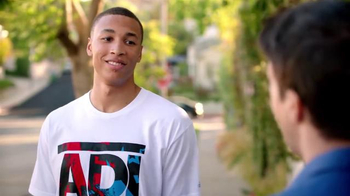 Foot Locker TV Spot, 'Dorky Neighbor' Featuring Dante Exum