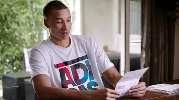 Foot Locker TV Spot, 'Fan Mail' Featuring Dante Exum - Thumbnail 1