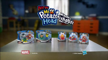 Mr. Potato Head Mixable, Mashable Heroes TV Spot - Thumbnail 10