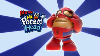 Mr. Potato Head Mixable, Mashable Heroes TV Spot - Thumbnail 5