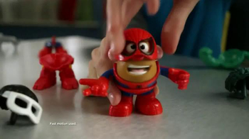 Mr. Potato Head Mixable, Mashable Heroes TV Spot - Thumbnail 7