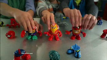 Mr. Potato Head Mixable, Mashable Heroes TV Spot - 291 commercial airings